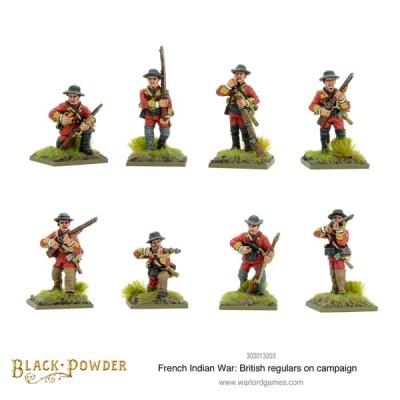 British Regulars on Campaign (8)