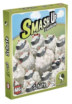 Smash Up Schafe Set