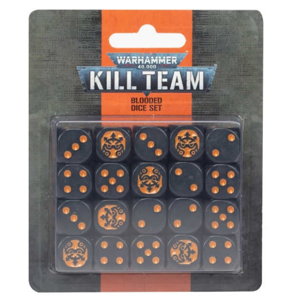 Warhammer 40000: Kill Team Fractal Blades (Englisch)