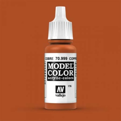 Model Color 176 Kupfer (Copper) (999)