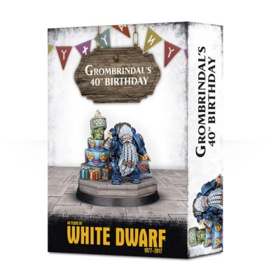 Grombrindal's 40th Birthday