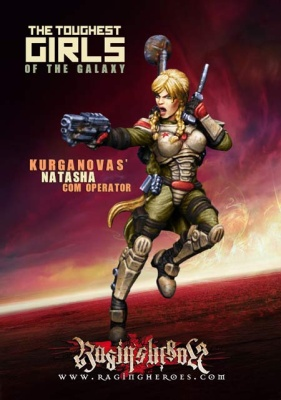 Natasha, Com Operator (KST)
