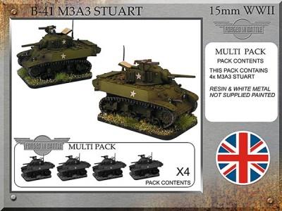 British M3A3 Stuart (4)