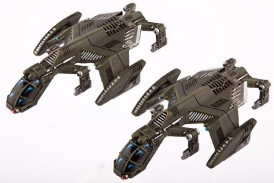 UCM: Raven Type-B Light Dropships (2)