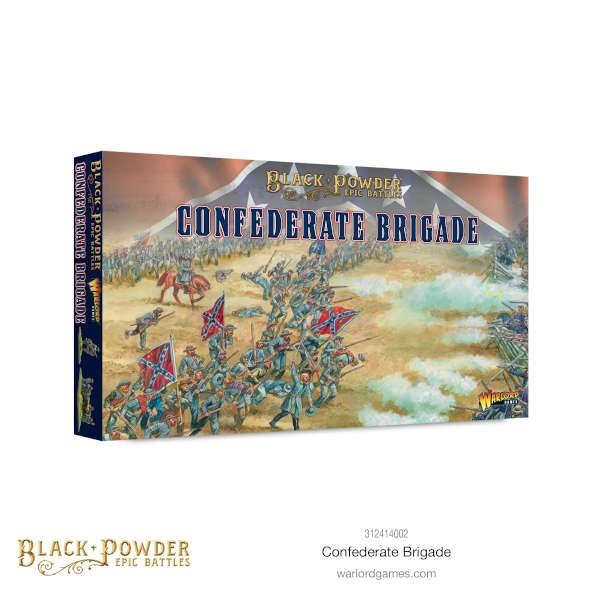 Epic Battles: ACW Confederate Brigade