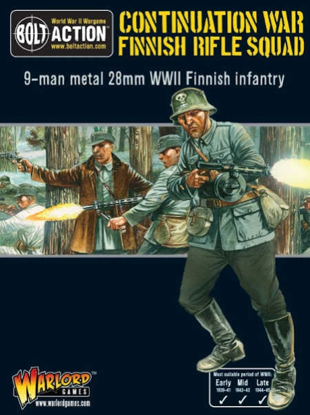 Finnish Infantry Section