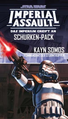 Star Wars: Imperial Assault - Kayn Somos