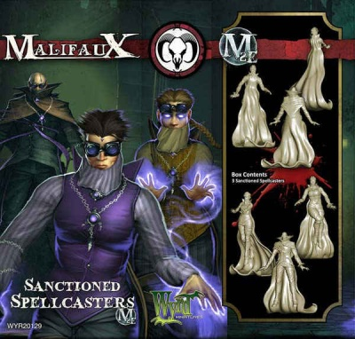 Sanctioned Spellcasters (3)