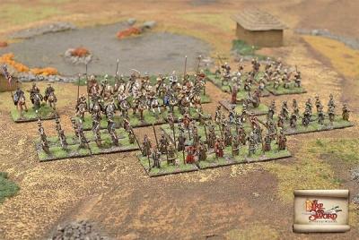 Muscovite Skirmish Set