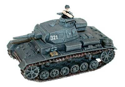 Panzer III J