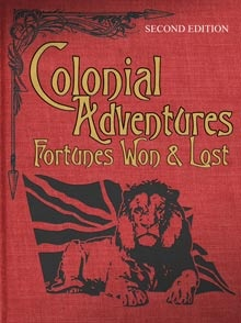 Colonial Adventures - 2nd Edition