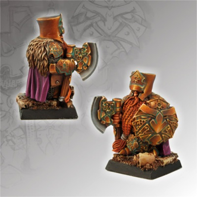 Boyar Warrior #2 (OOP)