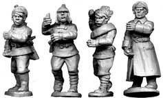 Bolshevik Standard Bearers