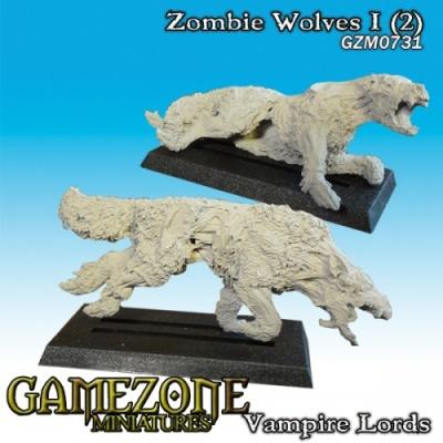 Zombie Wölfe I (2)