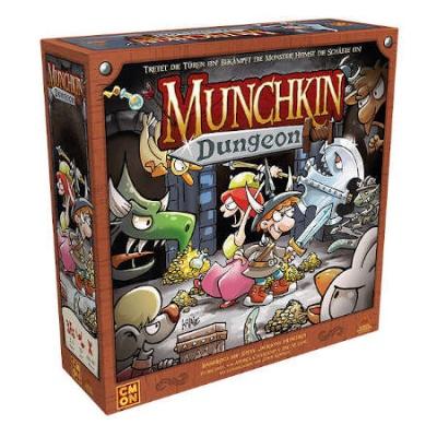 Munchkin Dungeon - EN