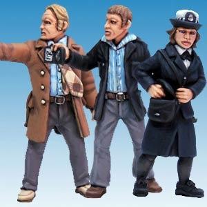 Tough Detectives (3)