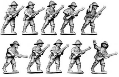 WW1 British Infantry (10)