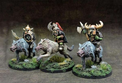 Black Goblins Wolf Raiders (3)