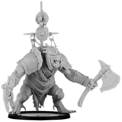 Thórrir, Troll Konungr
