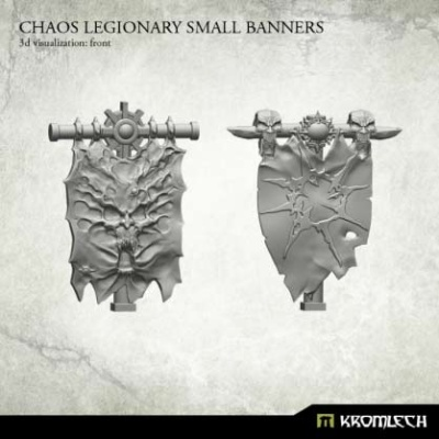 Chaos Legionary Small Banners