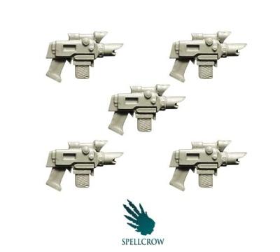 Improved Laser Pistols (5)