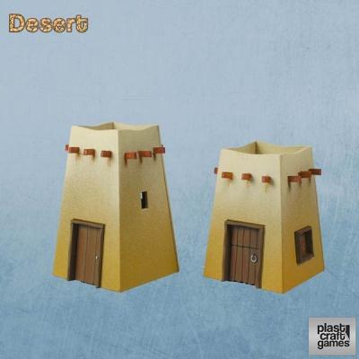 Desert Command Posts