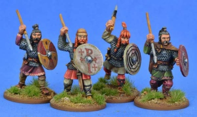 Salian/Merovingian Frank Hearthguard