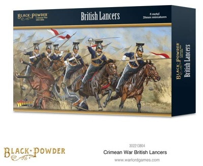 Crimean War British Lancers (8)