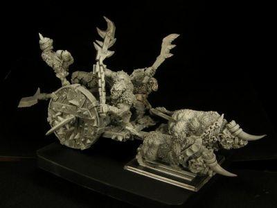 Ork Streitwagen