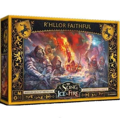 A Song Of Ice And Fire - R'hllor Faithful - EN