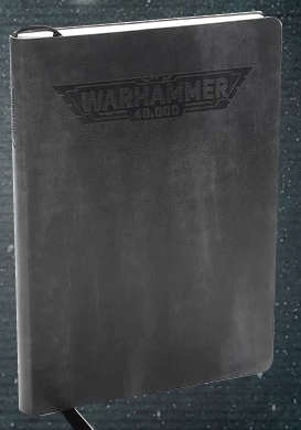 Warhammer 40000: Crusade Journal ENGLISCH