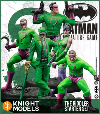 The Riddler Starter Set (5)