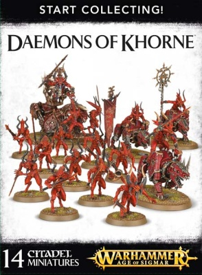 Battleforce Box Set: Daemons Of Khorne