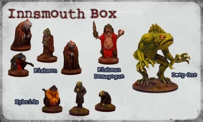 Innsmouth Box Starter Box