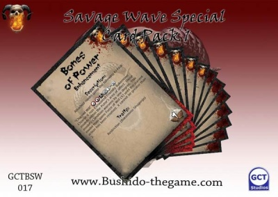 Savage Wave - Special Card Pack