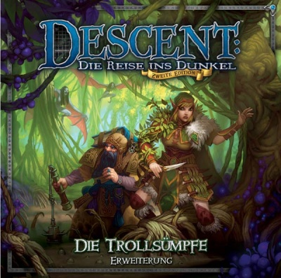 Descent 2. Edtion Die Trollsümpfe