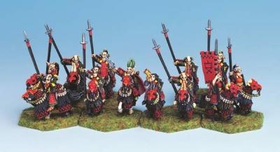 Dar'Kalon Heavy Cavalry (12)