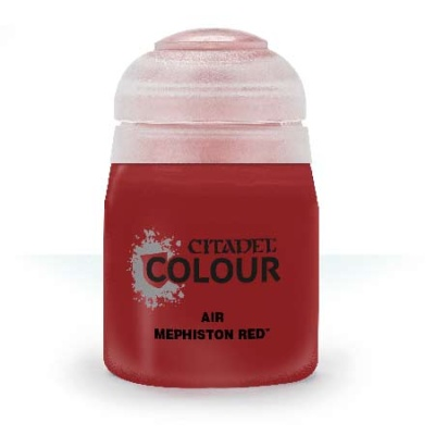 CITADEL AIR: Mephiston Red