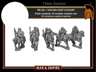 Dacian Light Cavalry