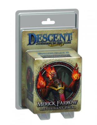 Descent Road to Legend Miniatures: Merick Farrow