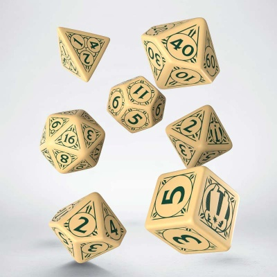 Pathfinder Playtest Dice set (7)