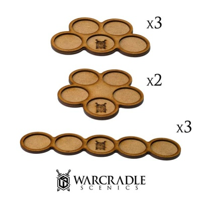 Formation Movement Trays - 30mm (8)