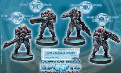 Morat Vanguard Infantry (4) (CA)