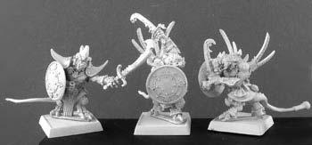 Reptus Warriors