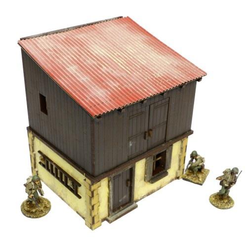 Spanish Village - Small Barn