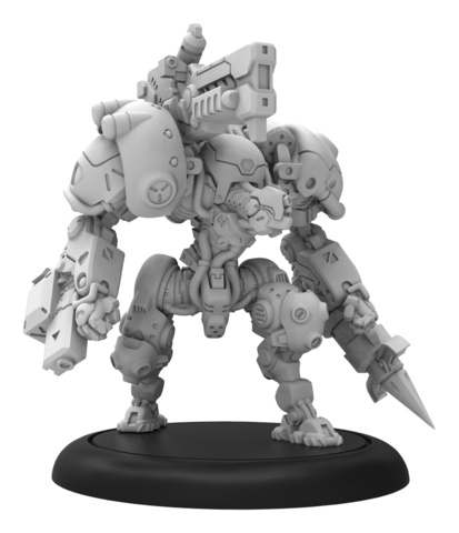 Dusk Wolf B - Warcaster Marcher Worlds Light Warjack