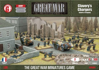 Great War: Clavery's Chargers