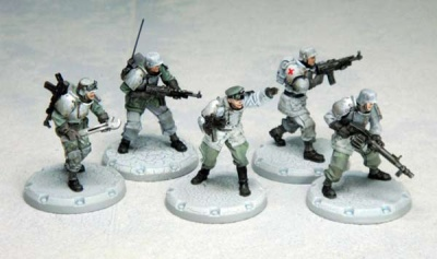 Wehrmacht Command Grenadier Squad