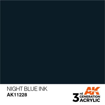 Night Blue INK 17ml