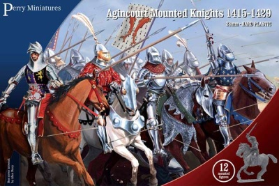Agincourt Mounted Knights 1415-29 (12)